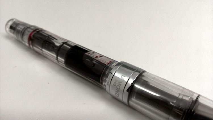 TWSBI Diamond 540 Demonstrator Fountain Pen Review