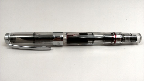 TWSBI Diamond 540 Demonstrator Fountain Pen Review