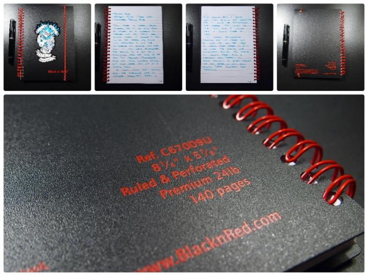 Hamelin Black n Red Collage