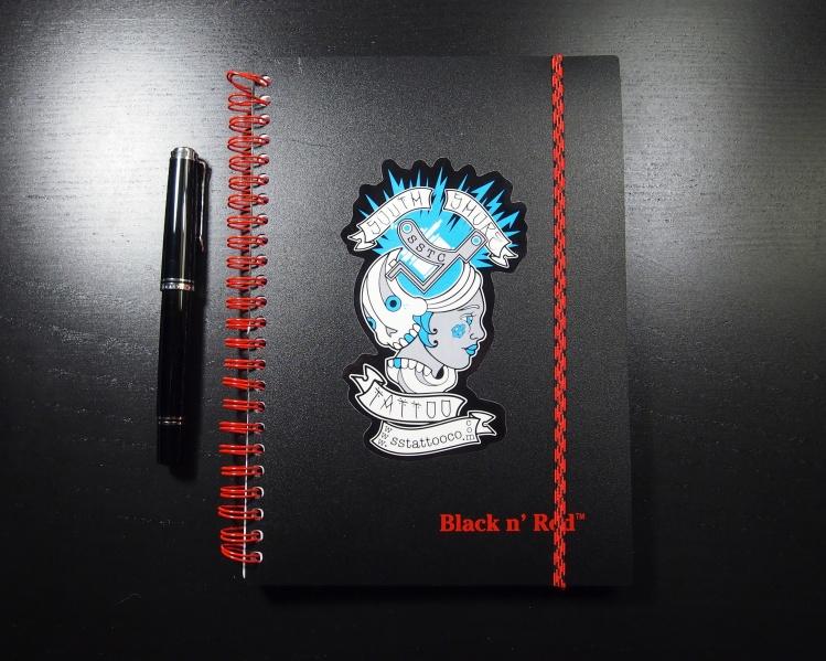 Hamelin Black n Red - Front