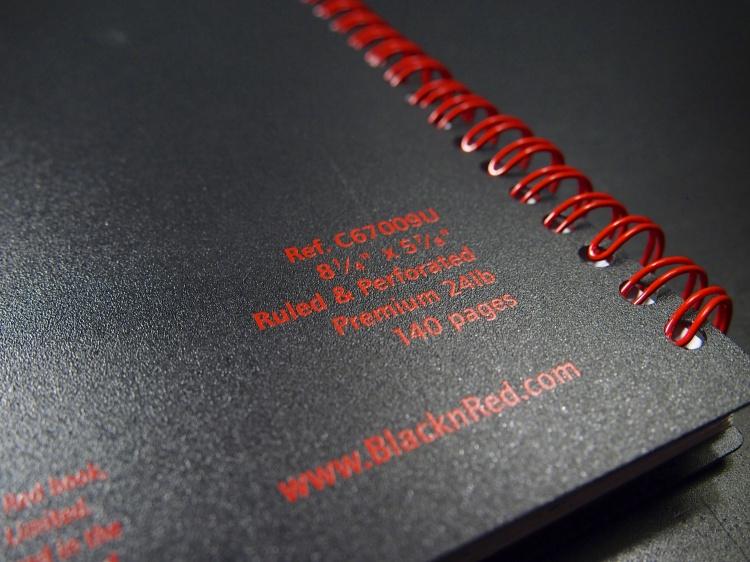 Hamelin Black n Red Review - Closeup