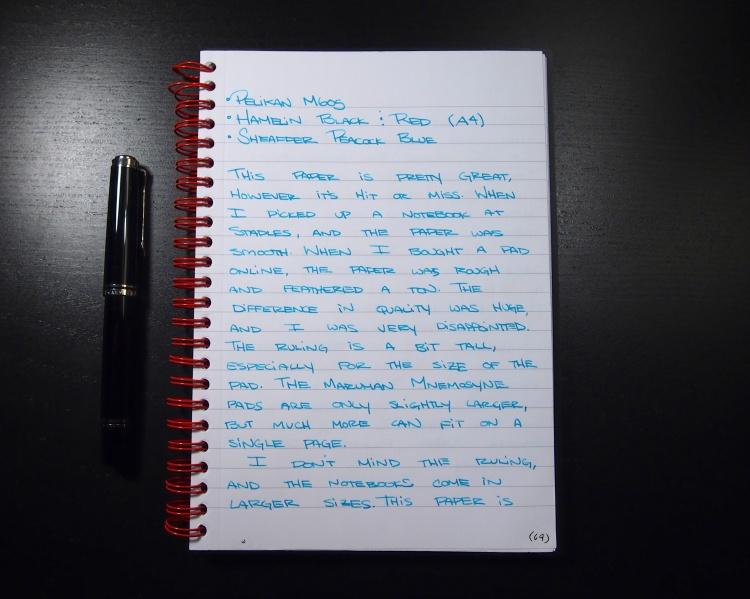 Hamelin Black n Red Review - Page 1