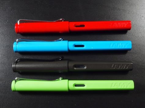 Lamy Safari Fountain Pen Review Capped