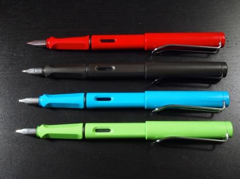 Lamy Safari Fountain Pen Review Posted