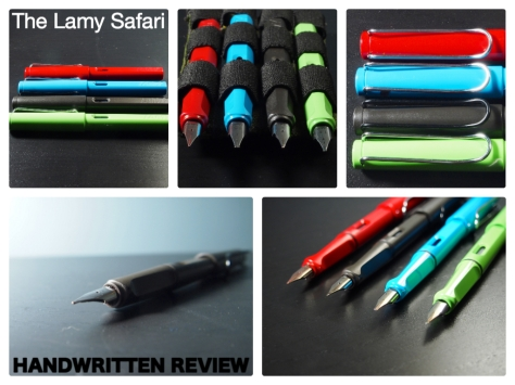 Lamy Safari Fountain Pen Review