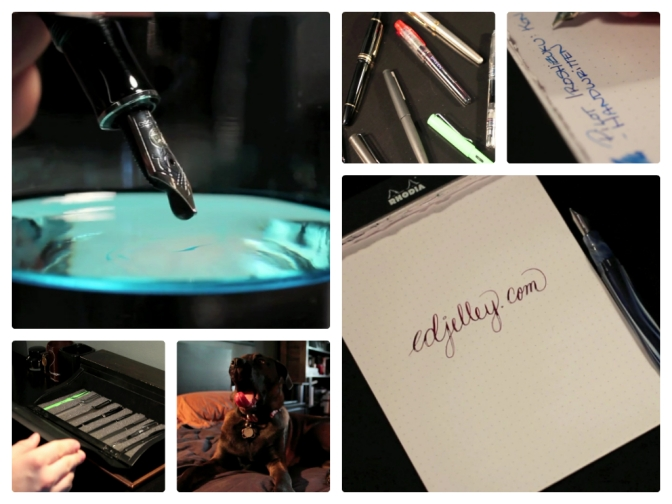 Video: The Process (Fountain Pen, Ink, and Stationery Reviews)