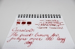 J. Herbin 1670 Rouge Hematite Review 3