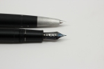 Sailor 1911 Professional Gear Imperial Black Edition - Lamy 2000 Comparison