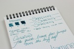 Diamine Eau de Nil Handwritten Review 4