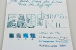 Diamine Eau de Nil Handwritten Review 5
