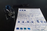 J. Herbin 1670 Bleu Ocean Ink Handwritten Review 8
