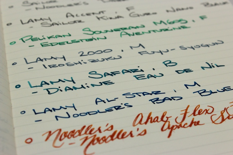 Leuchtturn Jottbook Review 11