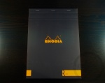 R by Rhodia No 18 Stationery Review 1