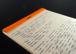 R by Rhodia No 18 Stationery Review 10