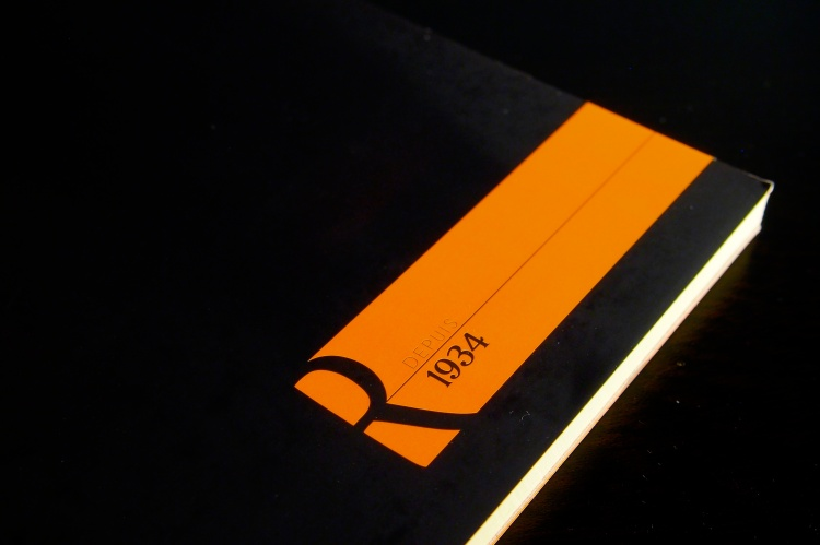 R by Rhodia No 18 Stationery Review 11