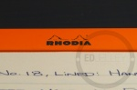 R by Rhodia No 18 Stationery Review 7