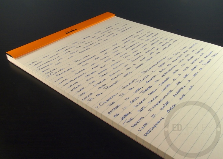 R by Rhodia No 18 Stationery Review 8
