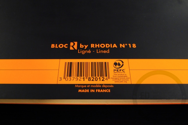 R by Rhodia No 18 Stationery Review 9