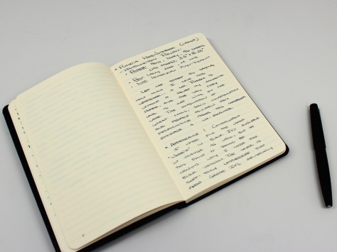 Rhodia WebNotebook Large Review 3