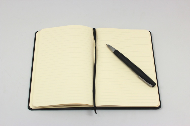 Rhodia WebNotebook Large Review 4