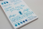 Sheaffer Turquoise Handwritten Review 4
