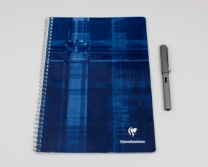 Clairefontaine Classic Notebook Handwritten Review