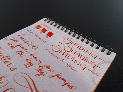 Apache Sunset Handwritten Ink Review 038 5