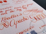 Apache Sunset Handwritten Ink Review 043 10