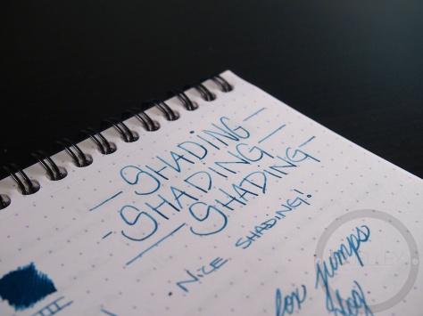 Iroshizuku Ink Mix Handwritten Review 058 4