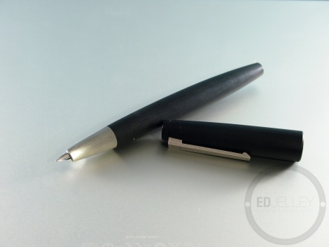 Lamy 2000 Fountain Pen Handwritten Review 044 6