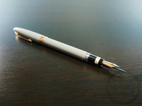 Sheaffer Snorkel Fountain Pen Review 124