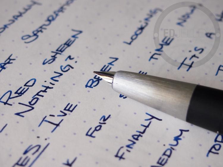 Diamine Sargasso Sea Foutnain Pen Ink 12