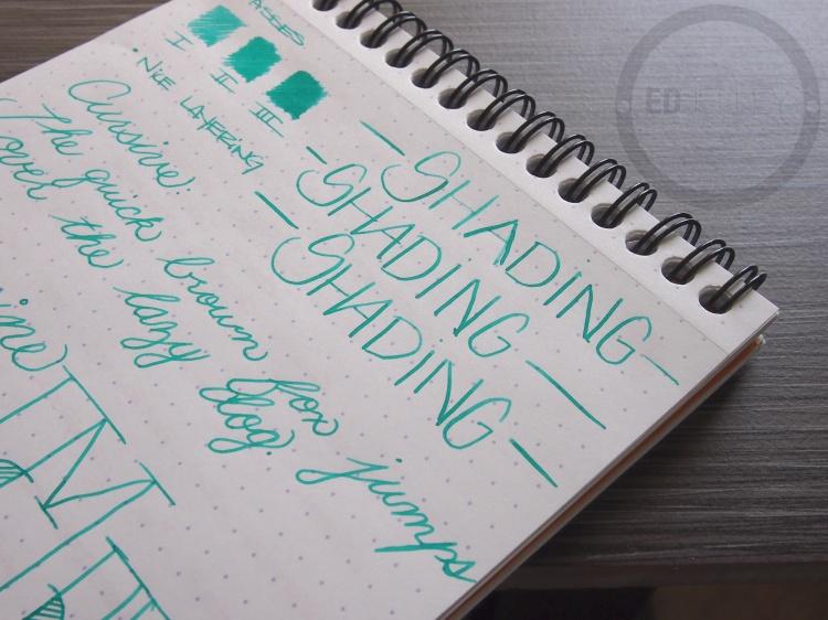 Diamine Soft Mint Fountain Pen Ink 8