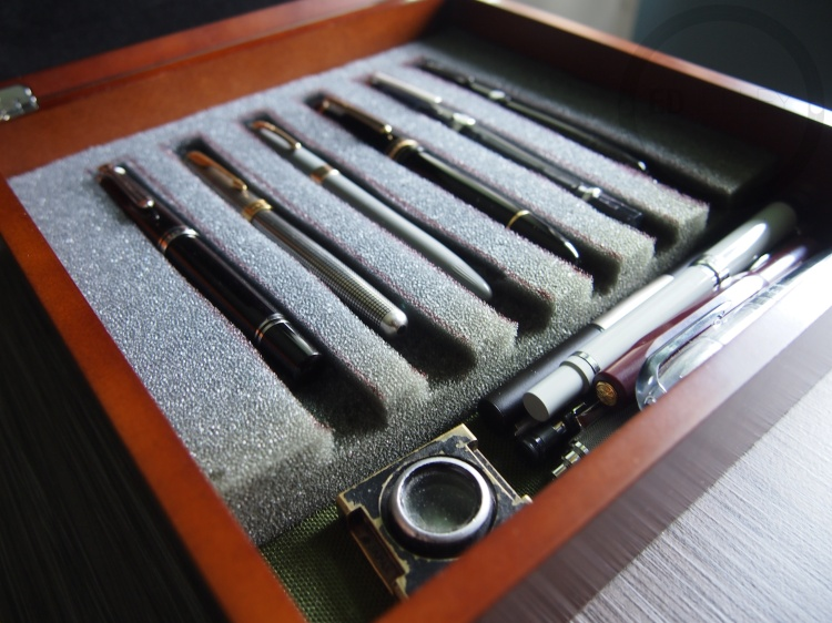 Custom Case Conversion For Fountain Pens 2