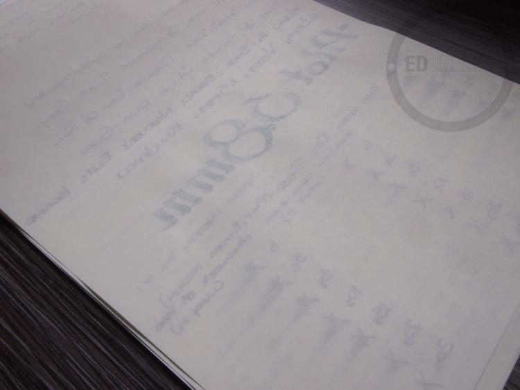 Seven Seas Tomoe River Paper Pad 13