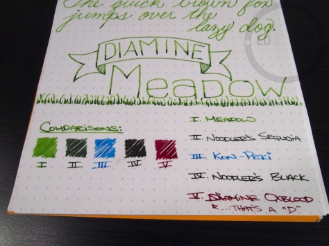Diamine Meadow 10
