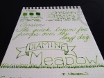 Diamine Meadow 8