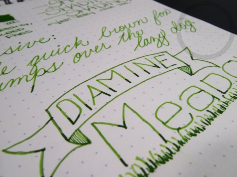 Diamine Meadow 9