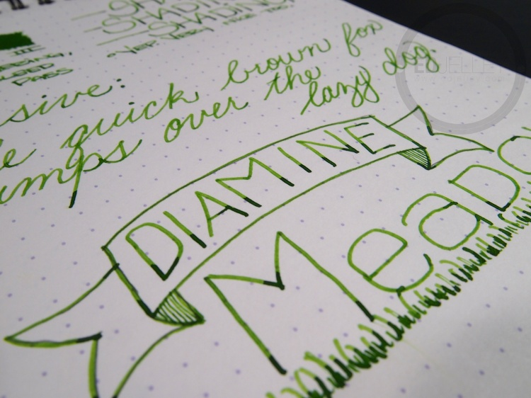 Diamine Meadow 9