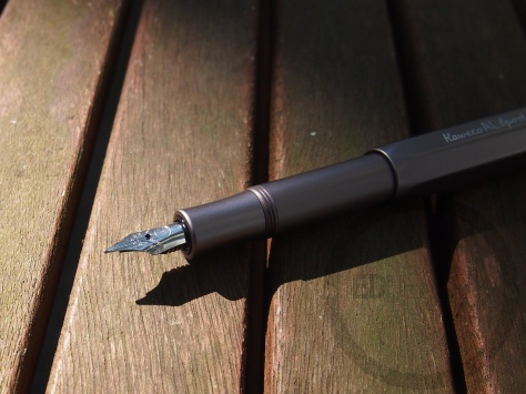 Kaweco AL-Sport Graphite Fountain Pen Review