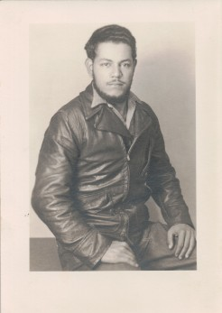 My girlfriend's grandfather in WWII.