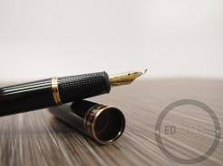 Hero 9018 Fude Nib Fountain Pen Review