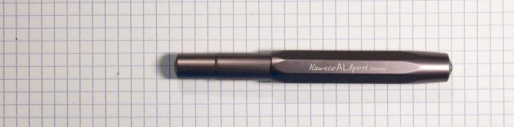 Kaweco AL-Sport in Graphite Fountain Pen