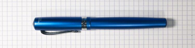 Kaweco Allrounder in Blue Aluminum