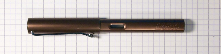Lamy AL-Star LE in Coffee Brown