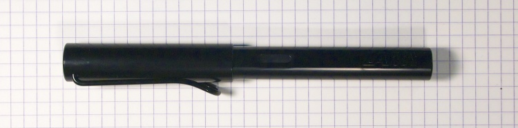 Lamy AL-Star LE in Matte Black