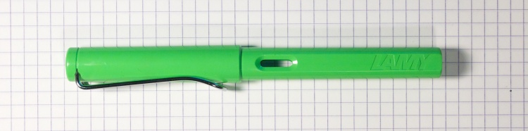 Lamy Safari LE in Apple Green