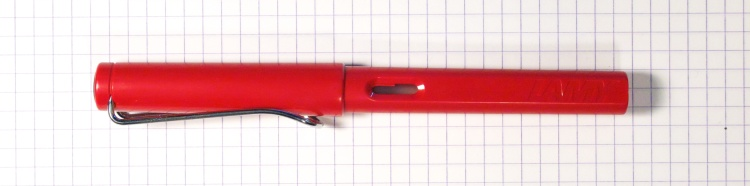 Lamy Safari in Red