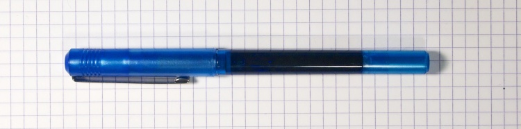 Morning Glory Mach II Liquid Ink Pen - 0.4 mm - Blue