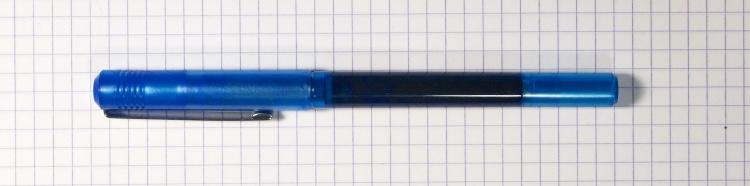 Morning Glory Mach II Liquid Ink Pen - 0.4 mm - Blue